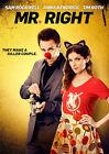 Mr Right 2016 Region 1 DVD