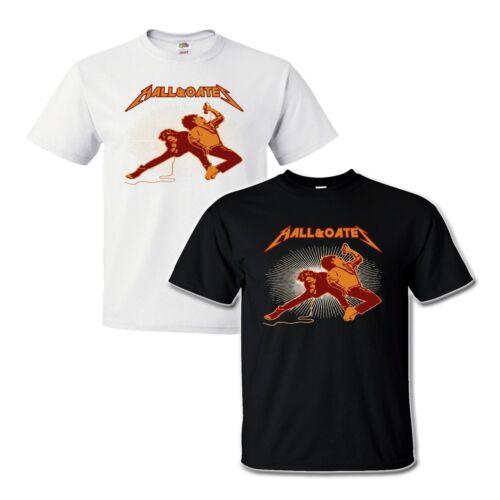 new DARYL HALL AND JOHN OATES Logo retro classic mens S to 4XLT