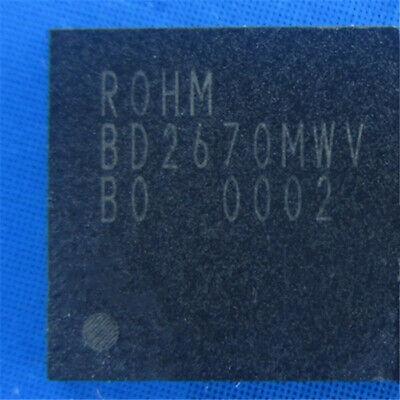 5PCS X BD2670MWV-E2 QFN68 ROHM