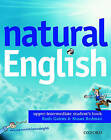 Natural English Upper-Intermediate: Student's Book (with Listening Booklet) by Ruth Gairns, Stuart Redman (Mixed media product, 2003)