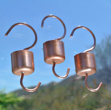 Ant Stop Hummingbird Feeder hanger Copper safe Keep an ants out no chemicals