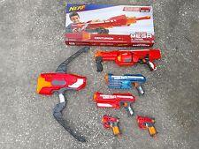 lot 7 Nerf blaster gun Mega Centurion Thunder bow Big Shock Magnus RotoFury