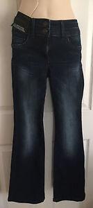 slim taille Petite Jeans 45 bootcut shape 8 £ Rrp et femmes pour Fx5Swx