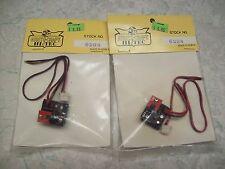 Vintage Aristo Craft RC Car Parts 2 Sets of 6204 Battery Eliminator Circuit