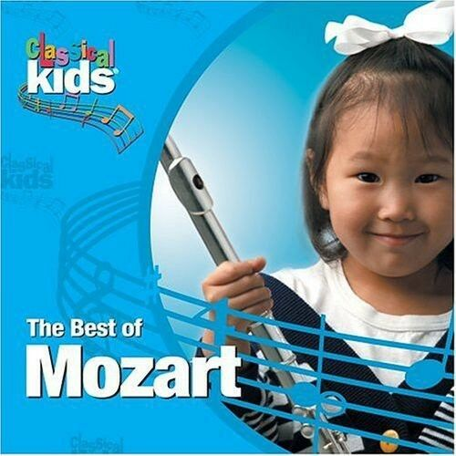 1 of 1 - Classical Kids, W.a. - Best of Classical Kids: Wolfgang Amadeus Mozart [New CD]