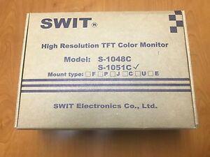 "SWIT S-1051CF - 5"" HDMI MONITOR"