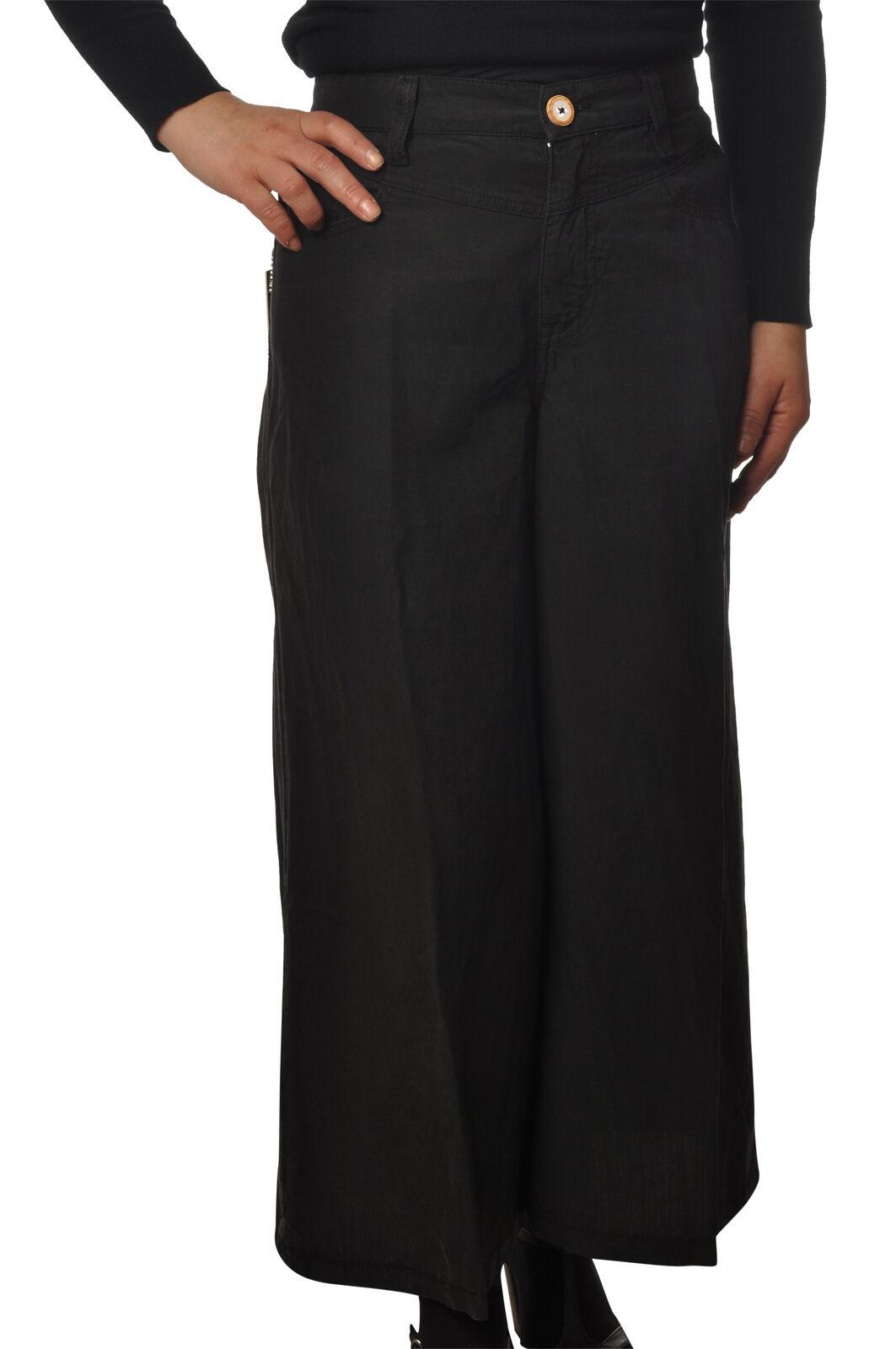 Latinò-Pants-Pantalones-Mujer - Negro  - 6249006E192024  Entrega rápida y envío gratis en todos los pedidos.