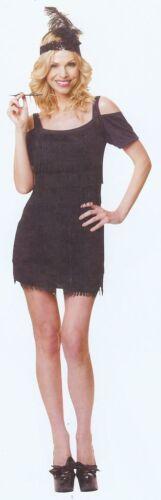 FANCY DRESS FLAPPER LADY  AV IN SIZES8-18