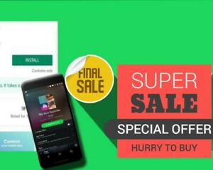 SPOTI-PREMIUM-ANDROID-ONLY-INSTANT-DELIVERY