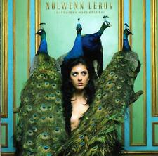 CD audio.../...NOLWENN LEROY.../...HISTOIRES NATURELLES.....