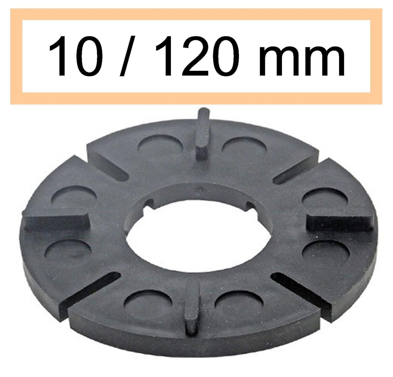 100 Stelzlager 10mm Gummi Terrassenplatten Plattenlager verlegen bau.con ddde ;n