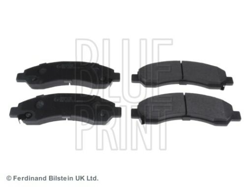 Brake Pads Set fits GREAT WALL STEED 5 2.0D Front 2013 on GW4D20 ADL 3501120AK00