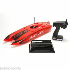 ProBoat Blackjack 24-inch Catamaran Brushless: RTR RC Boat PRB08007