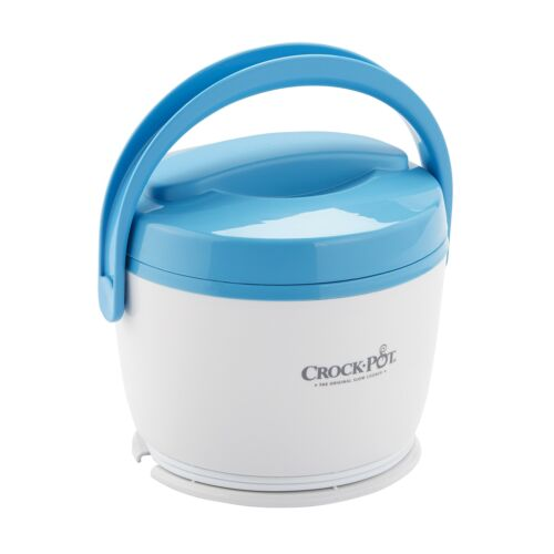 Crock-Pot SCCPLC200-BL 20-Ounce Lunch Crock Food Warmer Blue