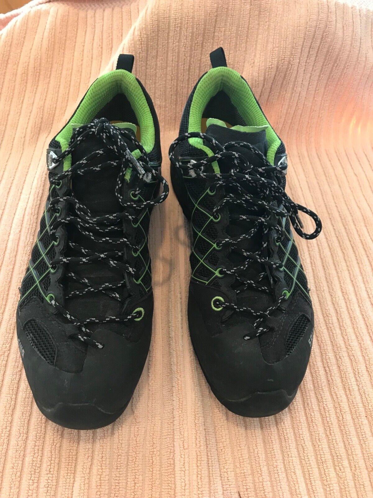 Salewa EXR Shell Gore-Tex Vibram Men's shoes 8,5