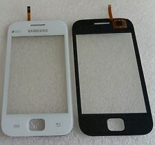 Touch SCREEN VETRO DISPLAY TOUCH disco FRONTALE FLEX SAMSUNG GALAXY ACE DUOS s6802