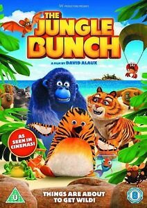 The-Giungla-Bunch-DVD-Nuovo-DVD-EO52147D