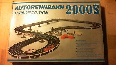 Aufrichtig Autorennbahn 2000s Turbofunktion Ungetestet Wie Unbespielt Karton Altersspuren Diversifiziert In Der Verpackung