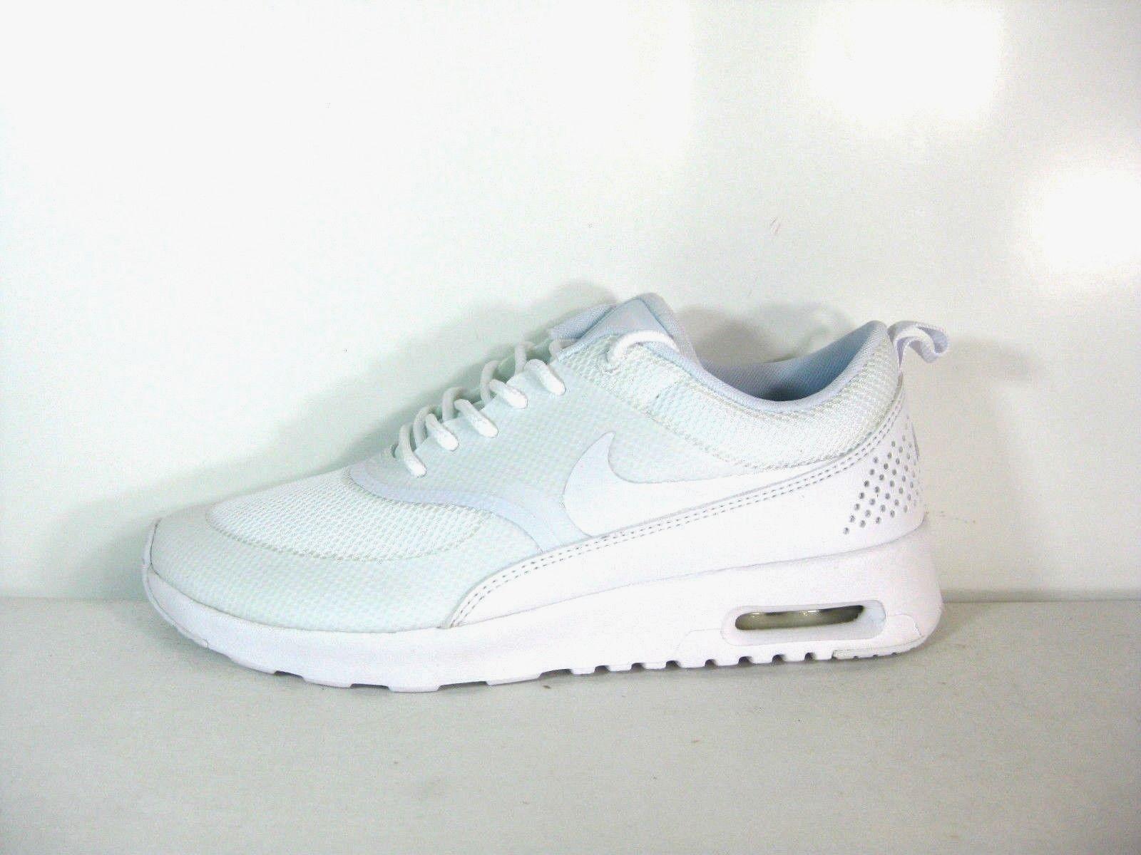 NIKE WMNS AIR MAX THEA White White White White 599409 101  037542