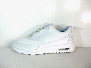 nike air max thea white white damen 599409-101