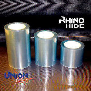 RHINO HIDE CLEAR PAINT PROTECTION HELICOPTER TAPE TRIPLE LAYER