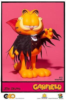 Garfield Master Series 01 Vampire Ebay