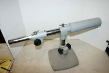 American Optical Ao Stereozoom Microscope Extendable Boom Stand Heavy Lot 7