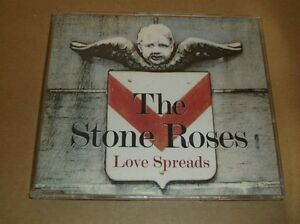 Stone Roses  Love Spreads   CD Single  NM - Bideford, United Kingdom - Stone Roses  Love Spreads   CD Single  NM - Bideford, United Kingdom