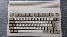 COMMODORE AMIGA 600 computer, super pulito e bianco. 4Gb Compact Flash Drive