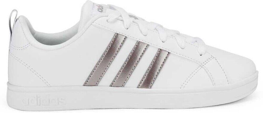 Adidas vs  Advantage scarpe Stan Woman Smith Superstar Sports scarpe da ginnastica Leather  consegna veloce