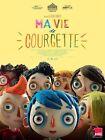 Affiche Pliée 40x60cm MA VIE DE COURGETTE 2016 Barras Film d'animation NEUVE