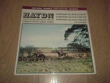 GSGC14021 GOLDEN GUINEA ~ HAYDN SYMPHONY 39 /3 / 73 LITTLE ORCHESTRA OF LONDON