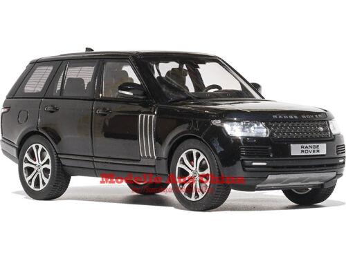 Ligurian Black M 1:43 LCD Models 2017 Land Rover Range Rover Ligurierschwarz M