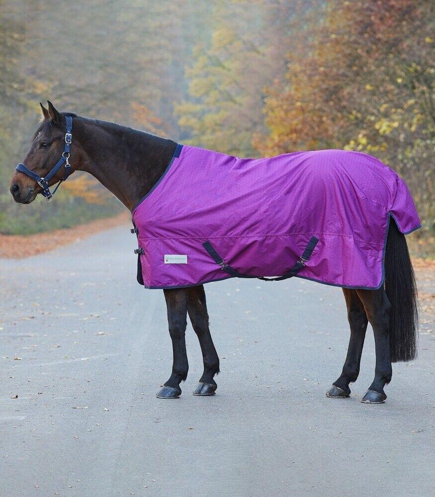 Outdoordecke Unicorn Hearts 600d Waldhausen púrpura nuevo