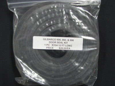 Collectibles Gilbarco 906,990,996 Door Gasket Kit To Enjoy High Reputation At Home And Abroad