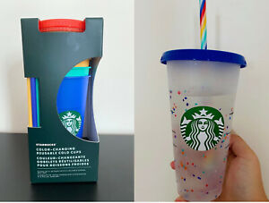 Starbucks-Color-changing-Pride-collection-cups