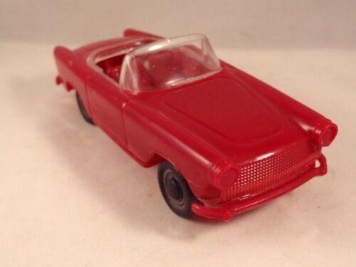 Clé Jouet Décapotable N°17 Simca 32 Miniature 1 Rare Voiture rthQsdC