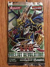 Yugioh Duelist Revolution Booster Pack New Yugioh 7YR DREV