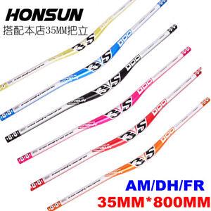 Astro FR DH AM MTB Bike Bend Handle Bar Bicycle Riser Handlebar 720mm//780mm
