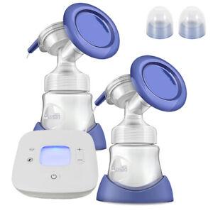 Komfort Elektrische Milchpumpe Brustpumpe Massage Stimulieren Laktation