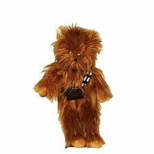 Zoofy Star Wars Chewbacca 17 Inch Plush With Backpack Straps Bag School A21
