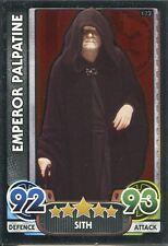 Star Wars Force Attax : Force Awakens Set 1 #172 Emperor Palpatine