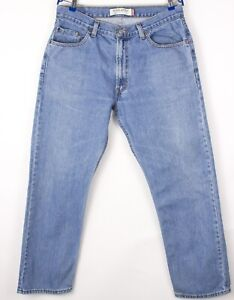 Levi's Strauss & Co Hommes 505 Coupe Standard Jambe Droite Jean Taille W36 L30