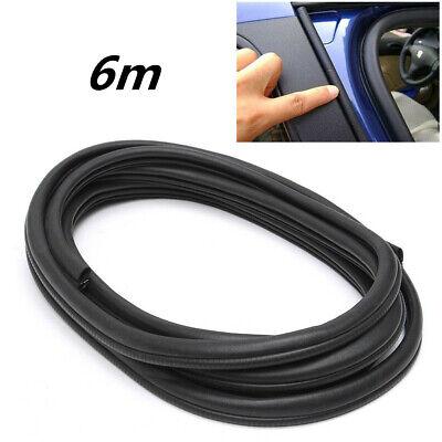 "236/"" B-type Push-on Weatherstrip Car Door Edge Seal Gap Rubber Strip Accessories"