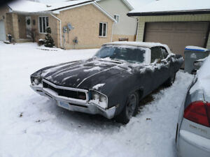 1969 Buick Skylark Convertible For Sale