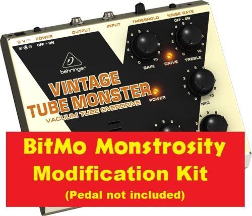 BITMO MONSTROSITY Mod Kit for Behringer VT999 Pedal