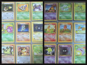 Pokemon-Cards-Complete-Sets-Base-Set-Team-Rocket-Jungle
