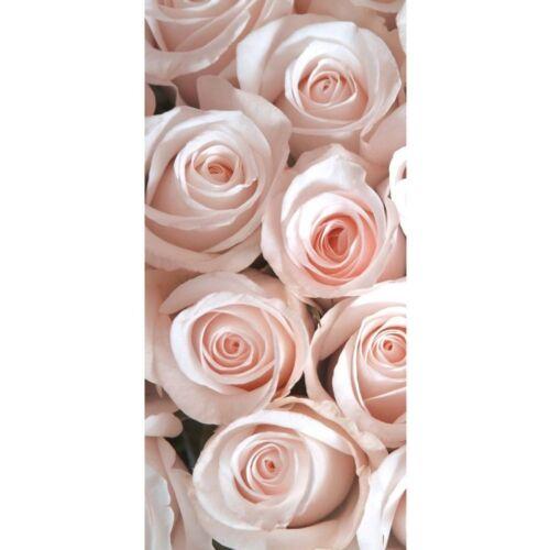 "185/"" Blumen Rose Blüten Natur Liebe Love Blüt 100x211 cm Tür Fototapete /""no"