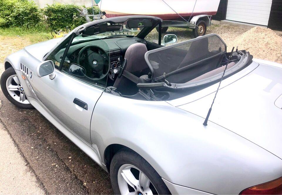 BMW Z3, 1,9 Roadster, Benzin