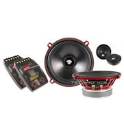 Cdt Audio Eu-51cv +2yr Wrnty 5.25 140w Car Audio Stereo Component Speaker Set